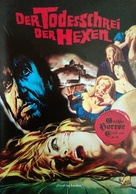 Cry of the Banshee - German DVD movie cover (xs thumbnail)
