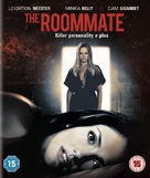 The Roommate - British Blu-Ray movie cover (xs thumbnail)
