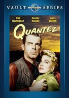 Quantez - DVD cover (xs thumbnail)