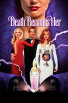 Death Becomes Her - DVD movie cover (xs thumbnail)
