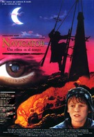 The Navigator: A Mediaeval Odyssey - Spanish Movie Poster (xs thumbnail)