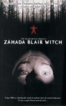 The Blair Witch Project - Czech Movie Poster (xs thumbnail)