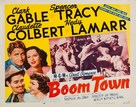 Boom Town - Re-release movie poster (xs thumbnail)