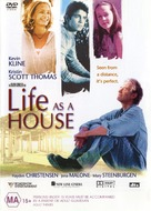 Life as a House - Australian DVD cover (xs thumbnail)