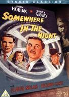 Somewhere in the Night - British DVD movie cover (xs thumbnail)