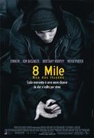 8 Mile - Brazilian Movie Poster (xs thumbnail)