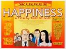 Happiness - British Movie Poster (xs thumbnail)