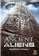 """""""Ancient Aliens"""" - DVD movie cover (xs thumbnail)"""