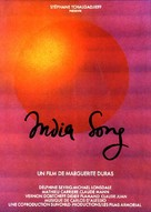 India Song - French Movie Poster (xs thumbnail)