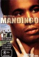 Mandingo - Australian Movie Cover (xs thumbnail)