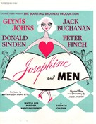 Josephine and Men - British Movie Poster (xs thumbnail)