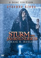 """""""Storm of the Century"""" - German Movie Cover (xs thumbnail)"""