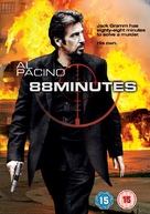 88 Minutes - British Movie Cover (xs thumbnail)