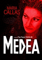 Medea - DVD cover (xs thumbnail)