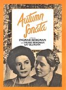 Höstsonaten - Movie Poster (xs thumbnail)