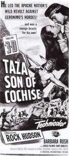 Taza, Son of Cochise - poster (xs thumbnail)