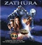 Zathura: A Space Adventure - Blu-Ray movie cover (xs thumbnail)
