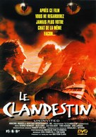 Uninvited - French DVD movie cover (xs thumbnail)