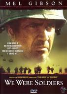 We Were Soldiers - Swedish DVD movie cover (xs thumbnail)