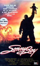 Sonny Boy - French VHS movie cover (xs thumbnail)