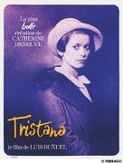 Tristana - French Movie Poster (xs thumbnail)
