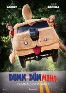 Dumb and Dumber To - German Movie Poster (xs thumbnail)
