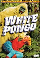 White Pongo - DVD cover (xs thumbnail)