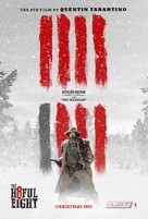 The Hateful Eight - Character movie poster (xs thumbnail)