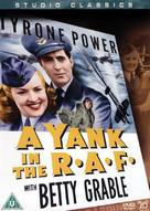 A Yank in the R.A.F. - British Movie Cover (xs thumbnail)