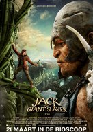 Jack the Giant Slayer - Dutch Movie Poster (xs thumbnail)