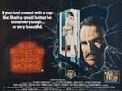 Sharky's Machine - British Movie Poster (xs thumbnail)