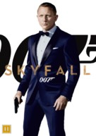 Skyfall - Danish DVD movie cover (xs thumbnail)