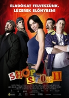 Clerks II - Hungarian Movie Poster (xs thumbnail)