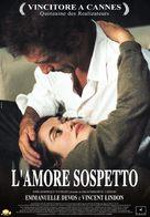Moustache, La - Italian poster (xs thumbnail)