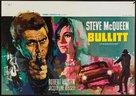 Bullitt - Belgian Movie Poster (xs thumbnail)