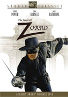The Mark of Zorro - Movie Cover (xs thumbnail)