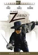 The Mark of Zorro - Movie Cover (xs thumbnail)