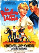 Advance to the Rear - French Movie Poster (xs thumbnail)