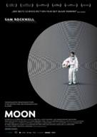 Moon - German Movie Poster (xs thumbnail)