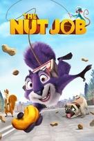 The Nut Job - DVD cover (xs thumbnail)