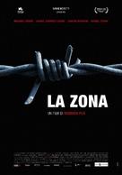 La zona - Italian Movie Poster (xs thumbnail)