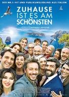 A casa tutti bene - German Movie Poster (xs thumbnail)