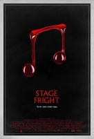 Stage Fright - Movie Poster (xs thumbnail)