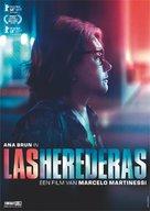 Las herederas - Dutch Movie Poster (xs thumbnail)