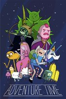 """""""Adventure Time with Finn and Jake"""" - Movie Poster (xs thumbnail)"""