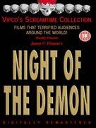Night of the Demon - British Movie Cover (xs thumbnail)