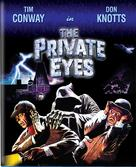 The Private Eyes - Blu-Ray movie cover (xs thumbnail)
