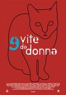 Nine Lives - Italian Movie Poster (xs thumbnail)