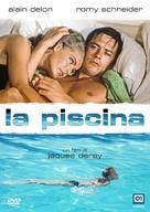 La piscine - Italian DVD cover (xs thumbnail)