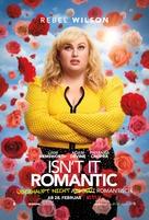 Isn't It Romantic - German Movie Poster (xs thumbnail)